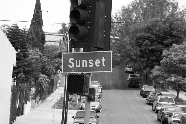 On Sunset