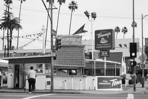 Original Tommy's on Rampart and Beverly