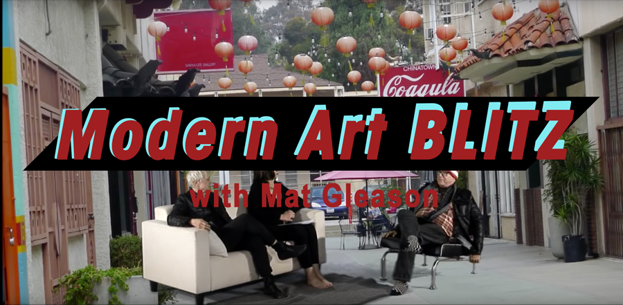 New Show! Modern Art Blitz!